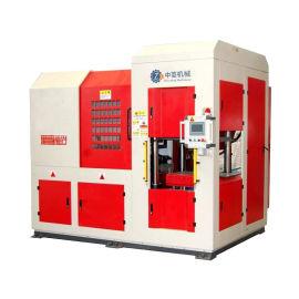 一体式水暖器材全自动造型机