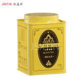 锡兰红茶铁罐 马口铁包装茶叶罐品牌定做
