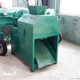 肥料擠壓式造粒設備 硫酸鎂鉀肥對輥擠壓造粒機