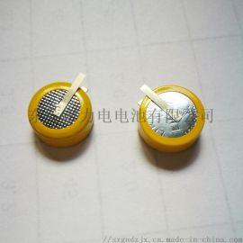 LIDEA电池3.6V可充LIR1254扣式锂电池