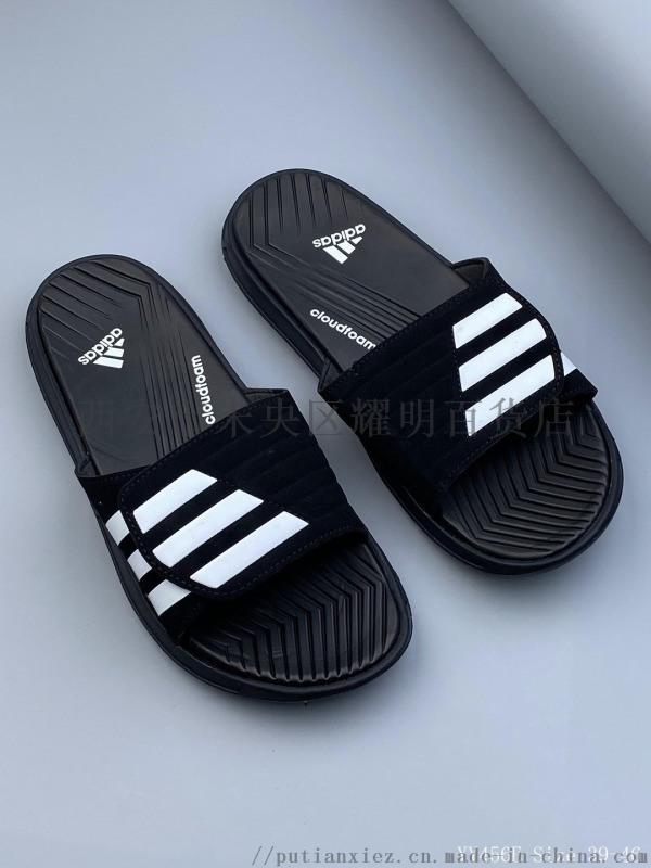 夏季运动拖鞋沙滩户外人字拖男女情侣耐磨拖鞋一件代发