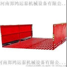 郑鸿运泰ZHYT0039工程洗轮机全自动滚轴洗轮机