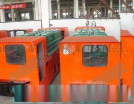 2.5吨蓄电池电机车产品介绍厂家