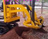 大型履带式挖树机, 多功能型挖树机