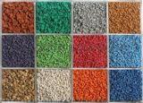 厂家直销多功能彩色EPDM颗粒用于橡胶地板橡胶地垫