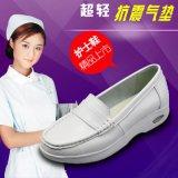 厂家直销优质真皮头层气垫护士鞋已售18680双
