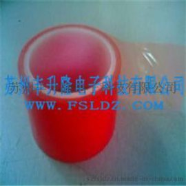 透明高温双面胶带 耐高温透明PET双面胶