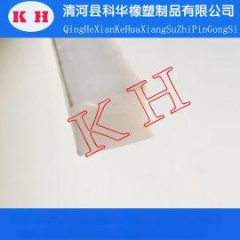 科华供应硅胶发泡条 各种硅橡胶密封条
