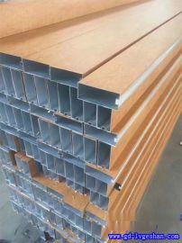 鹰潭方铝管 100x30铝合金方管 大口径铝方通