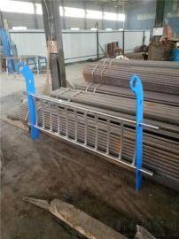 不锈钢复合管护栏河道护栏防撞桥梁护栏