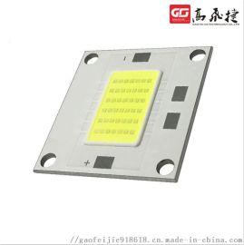 4.3寸投影机led大功率灯珠COB集成光源80灯24V