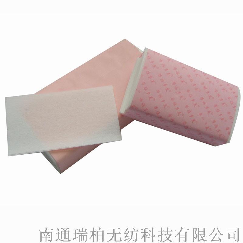 化学浸渍法卷发纸 南通瑞柏45G卷发纸 涤纶粘胶卷发纸