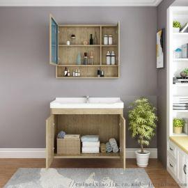 铝合金全铝整体橱柜型材 铝合金衣柜浴室柜