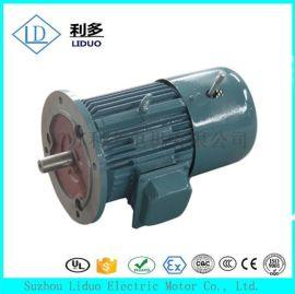 电磁制动三相异步电机YEJ-100L1-4 2.2kw刹车电机