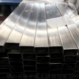 不锈钢大方管,拉丝304不锈钢方管 大口径方管