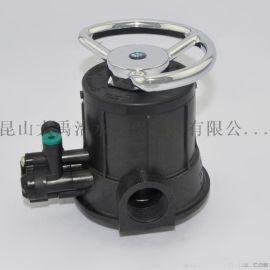 润新F64A1  锅炉软水除垢手动控制阀