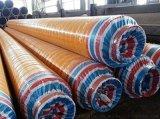 塑套鋼聚氨酯供暖保溫管,聚氨酯預製直埋保溫管公司