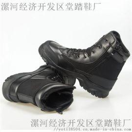 511户外靴漯河鞋厂登山靴男士高腰靴