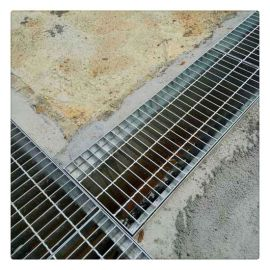 格柵板板蓋板 集水坑鍍鋅格柵板 寶旭格柵板平臺