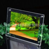 新款 亚克力相框 创意相框架 有机玻璃照片框厂家订制加工