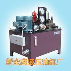 液压站非标定制、代客设计、维修