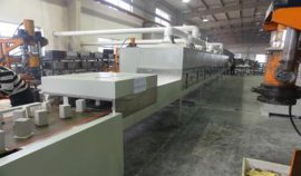蜂窝陶瓷微波干燥机
