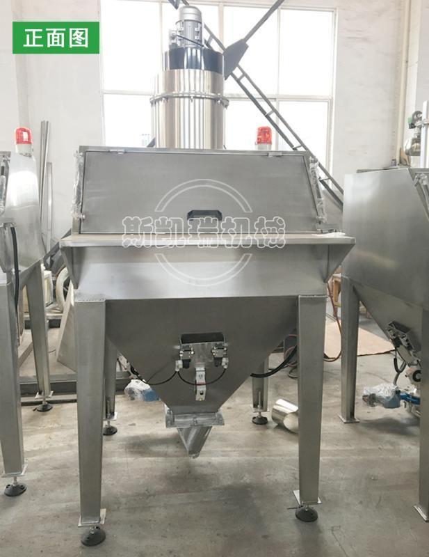 塑料、化工行业、反应釜系列吨包袋 人工倒料站