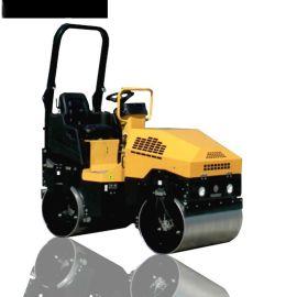 前轮振动1700KgRWYL51C路得威小型压路机美国液压马达双驱行走法国重载型变量柱塞泵驾驶压路机动价格可议