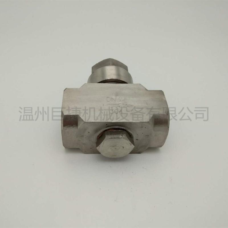 CS19W/H-16P内丝蒸汽疏水器热动力圆盘式疏水阀304不锈钢疏水器