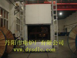 供应[高品质.低能耗]铝合金电缆线退火炉,铝线缆时效退火炉
