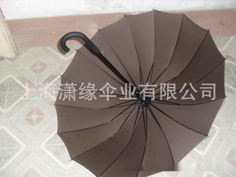 16骨的礼品伞、16片雨伞广告雨伞