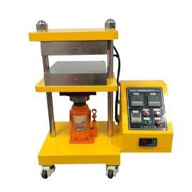 手动加硫成型机、手摇式热压成型机