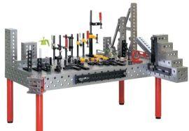 安川机器人柔性焊接工装夹具系统