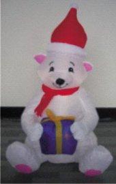 CS-003圣诞充气小玩具