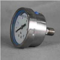 轴向耐震压力表(电话联系,价格  惠)