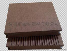 丽耐木塑地板生产线