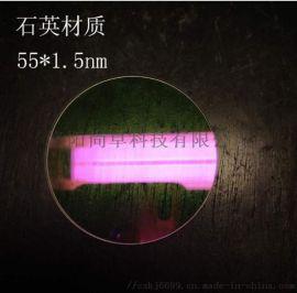1064nm处石英激光保护镜片