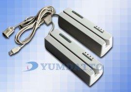 高抗123轨道磁卡读写器(YD-647)