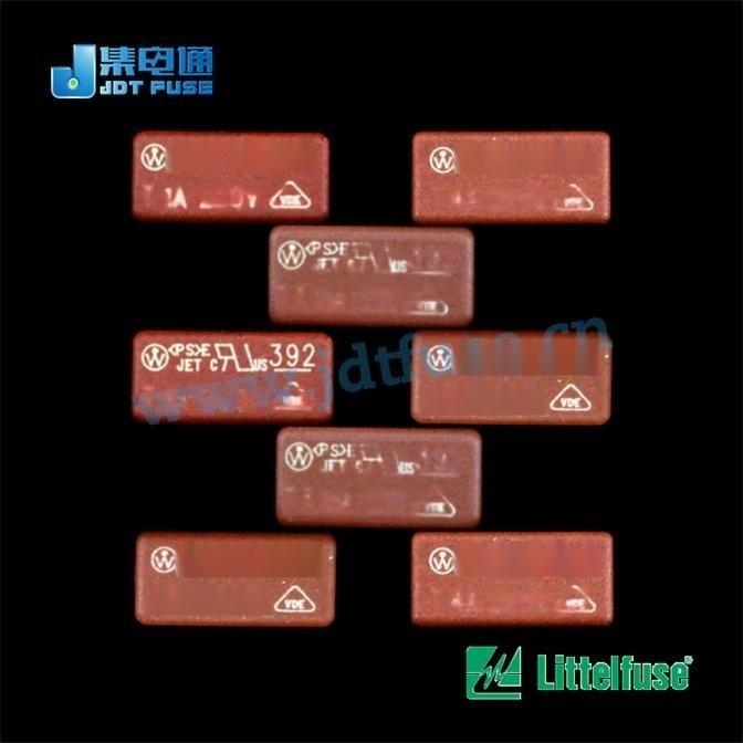 微型保险丝392力特Littelfuse电流3.15A