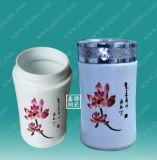 景德镇陶瓷罐,定做陶瓷茶叶罐