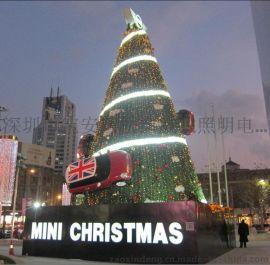四川涼山彝族專業生產6米大型聖誕樹 聖誕樹廠 大型商場超市裝飾