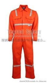 厂家定做 Nomex阻燃防静电连体服,诺梅克斯衬衫/夹克,Nomex防寒服