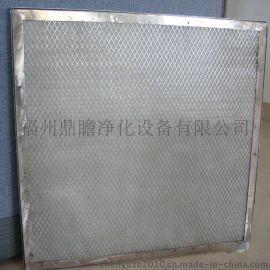 厂家供应鼎瞻净化空气过滤器 板式耐高温过滤器  中效过滤器