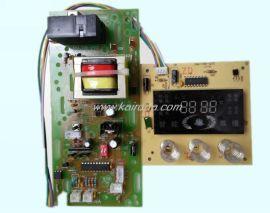 LED数码显示器热水瓶控制板PCB电路板线路板电子产品开发设计