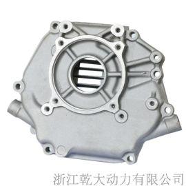 厂家直销188F/GX390发电机曲轴箱体低盖品质保证精密铝合金压铸件