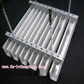 u型木纹铝方通厂家 U型铝方通价格_欧百得