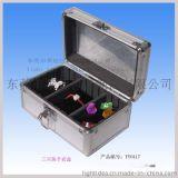 东莞YY0417三格表盒 三入表盒 三位铝制表盒