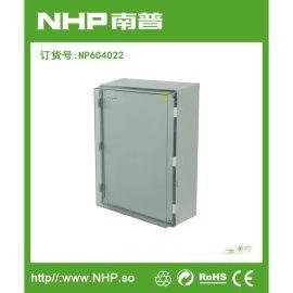 NHP南普 NP604020透明盖 防水通信盒 电缆接线盒 户内外配电箱