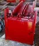 贵州水库排水闸门 单向止水铸铁闸门5米*5米