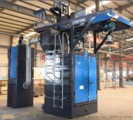 厂家现货供应Q378双吊钩钢丸型抛丸机 自带除尘功能砂粒自